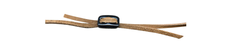 Clay River Buckle for suede