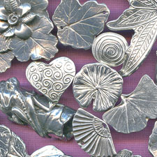 Dorabeth Designs Pewter Components