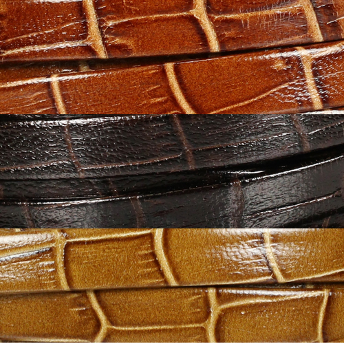 Nile Leather Cord